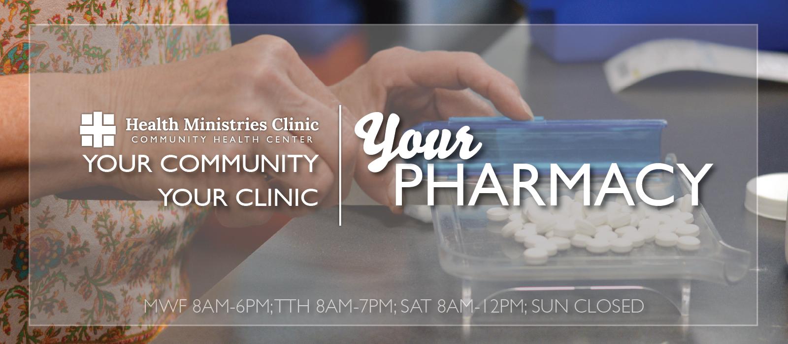 HMCKS pharmacy information